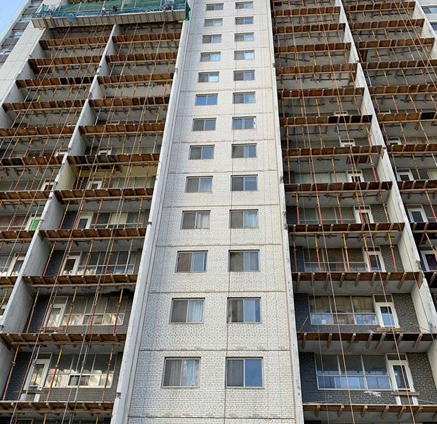 Scarborough Building Envelope Solutions, Underground Parking Garage Restoration and Balcony Repair